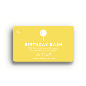 picture of Highland Park Housekeeping Birthday Bash Gift Card